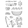 """Timbro Clear Stamps """"SIMON"""""""