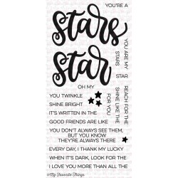 TIMBRI MY FAVORITE THINGS WRITTEN WITH THE STARS