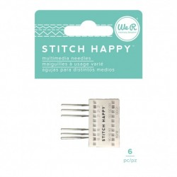 We R Memory Keepers accessories stitch happy needles x6
