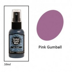 Perfect pearl mists 2oz. spray pink gumball