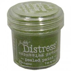 POLVERE EMBOSSING DISTRESS - Peeled Paint