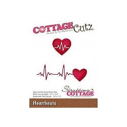 Scrapping Cottage Heartbeats